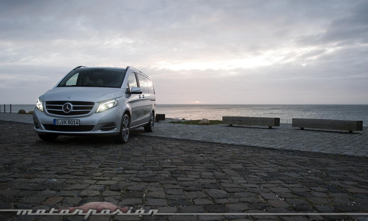 Foto de Mercedes-Benz Clase V (toma de contacto) (5/44)