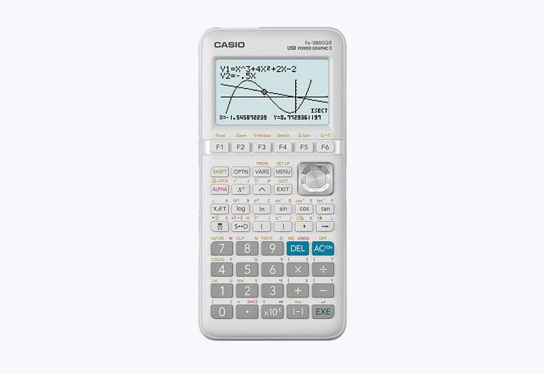 Las calculadoras quieren ser más que eso: esta de Casio permite programar en Python