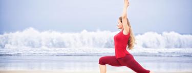 Nueve posturas de Yoga que te ayudan a controlar el estrés y la ansiedad