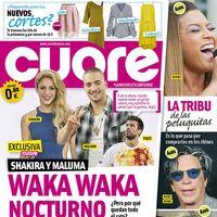 ¿Qué se cuence entre Shakira y Maluma?