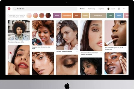 Pinterest lanza en España su filtro de búsqueda por tono de piel que permite que todos los usuarios hallen inspiración para su look