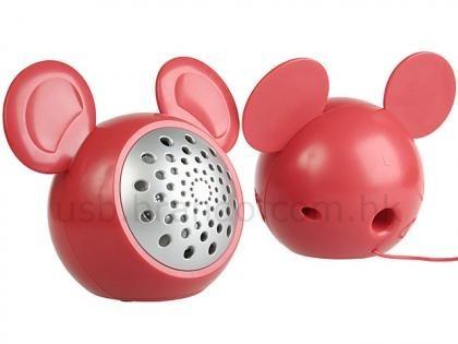 Altavoces USB de Mickey