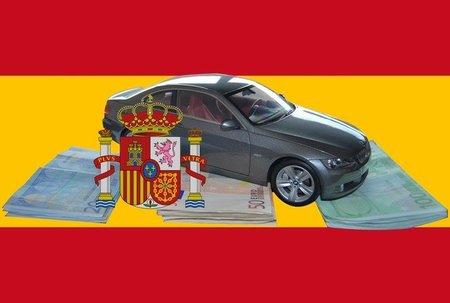 España y el automóvil