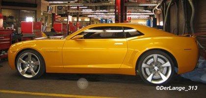 Saleen Camaro Concept