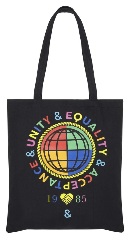 Asos X Glaad Tote Bag With Print U10 16