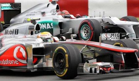 La FIA publica el reglamento técnico de la Fórmula 1 2013 con prohibición de doble DRS y arreglo de los frontales incluidos