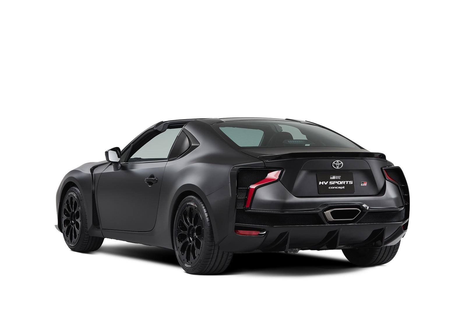 Foto de Toyota GR HV Sports Concept (4/9)