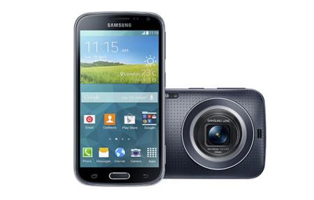 Samsung Galaxy K Zoom, toda la información de la nueva smartcamera de Samsung