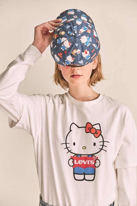 Levis Hello Kitty 05