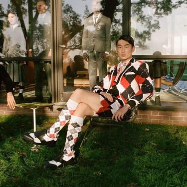 Después de conquistar el fútbol, Thom Browne va por el golf en una nueva colección cápsula
