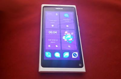 Un paseo por la interfaz de Sailfish OS, esta vez en un Nokia N9