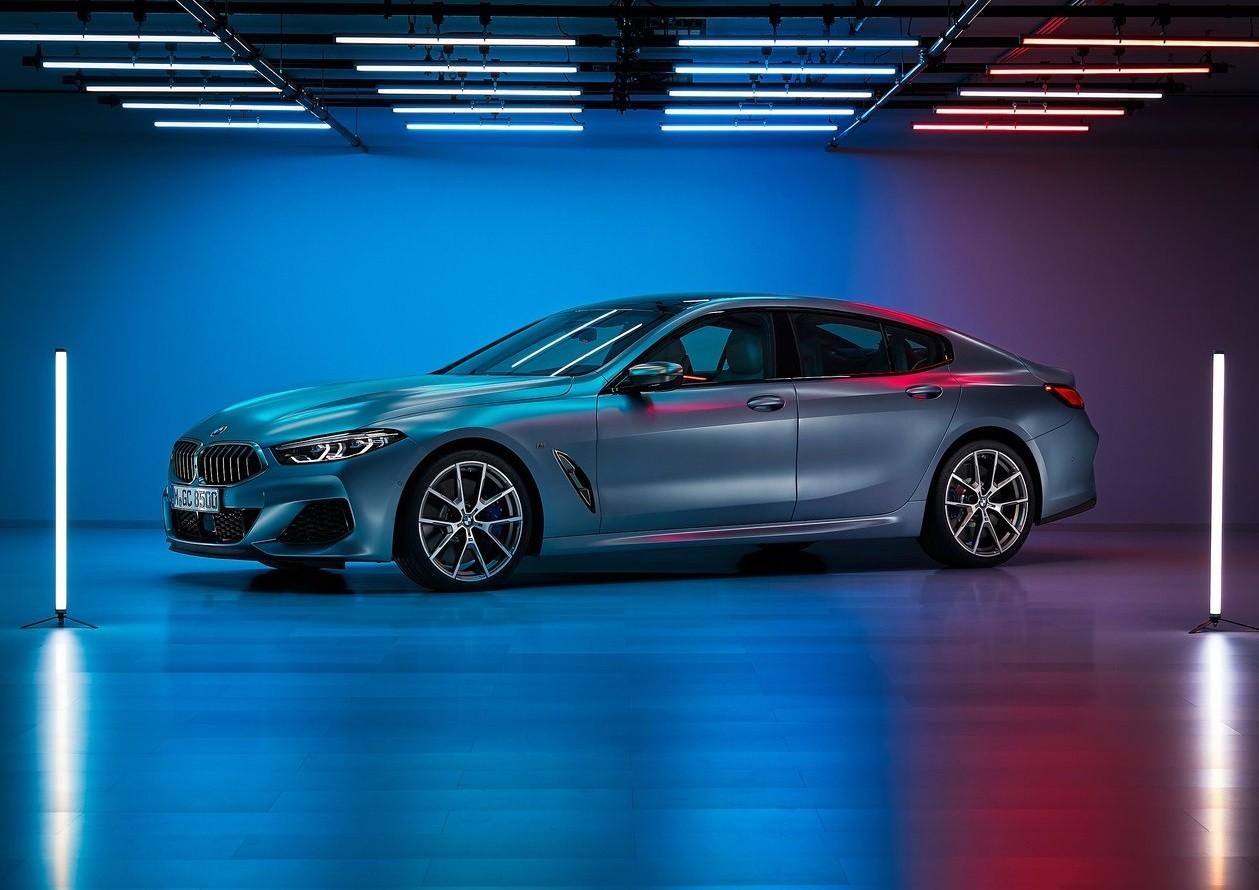 Foto de BMW Serie 8 gran coupé 2020 (4/17)