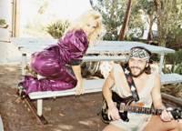 Pamela Anderson para Vivienne Westwood Primavera-Verano 2009