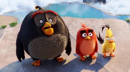 Protagonistas Angry Birds La Pelicula