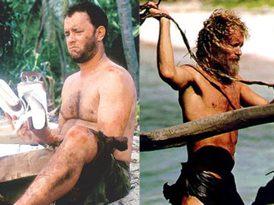 Cambios drásticos del cine: Tom Hanks (V)