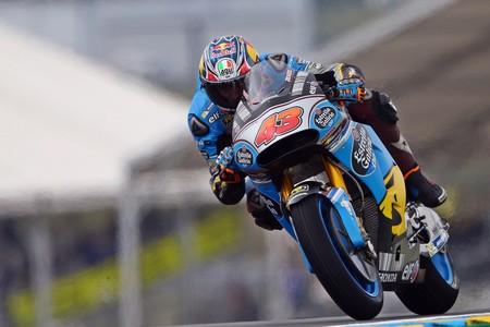 Sobreponiéndose al agua de Le Mans, Jack Miller busca plaza para 2018 con el mejor crono del viernes