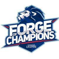 LVP y Riot crean Forge of Champions, la sucesora de la ESL UK Premiership