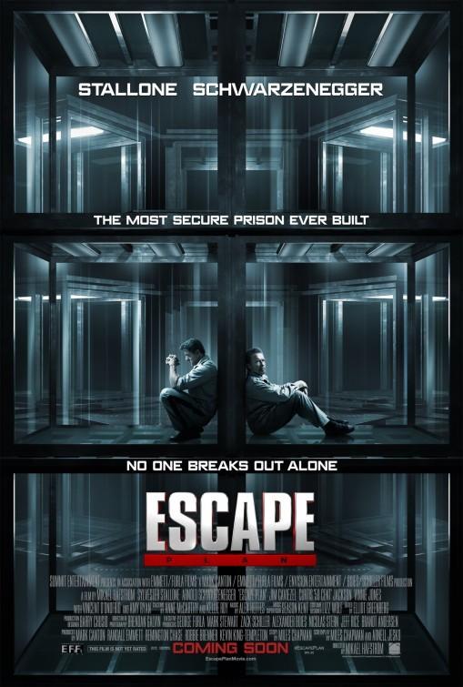 Foto de Carteles de la película 'Plan de escape' (1/6)