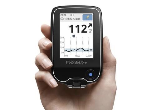 FreeStyle Libre, un glucómetro para diabéticos sin pinchazos