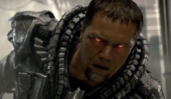Michael Shannon es Zod
