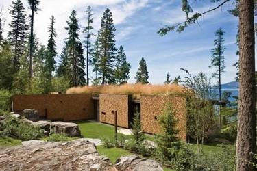 Una estructura original, Camp Stone Creek