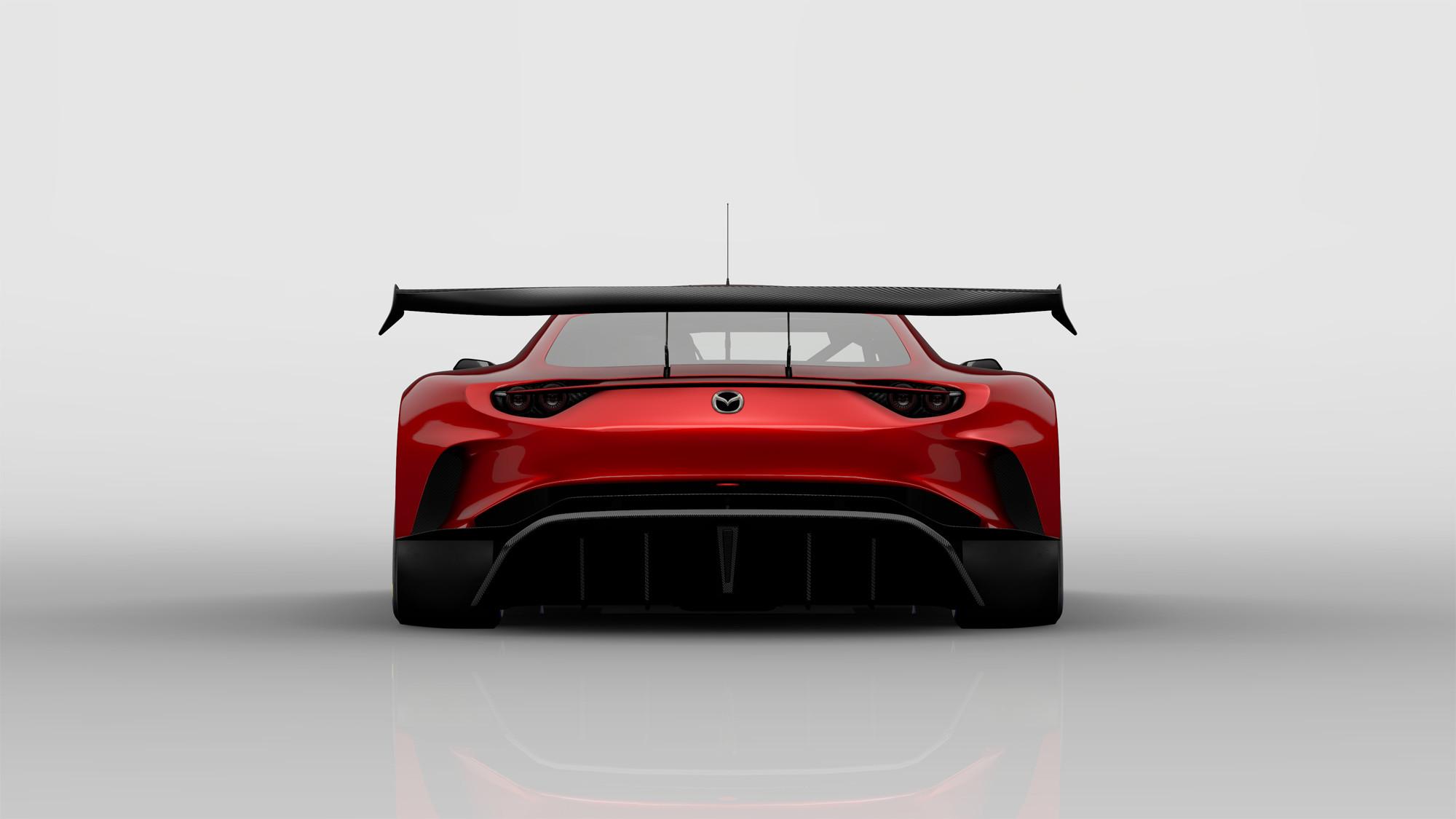 Mazda RX-Vision GT3
