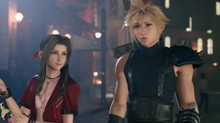 Final Fantasy VII Remake - Cloud Aeris