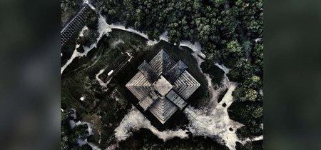 Una espectacular foto de Chichén Itzá nos demuestra el problema de la regulación de uso de drones en México