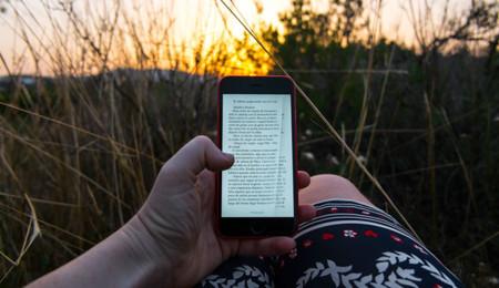 Leyendo en el iPhone