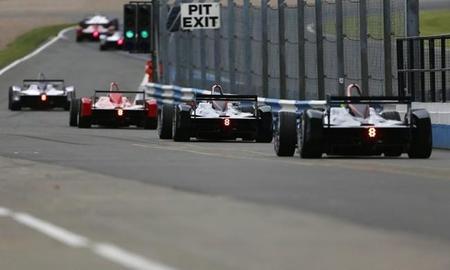 La Fórmula E realiza su primera simulación de carrera