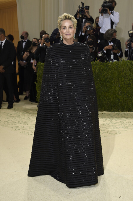 Sharon Stone Met