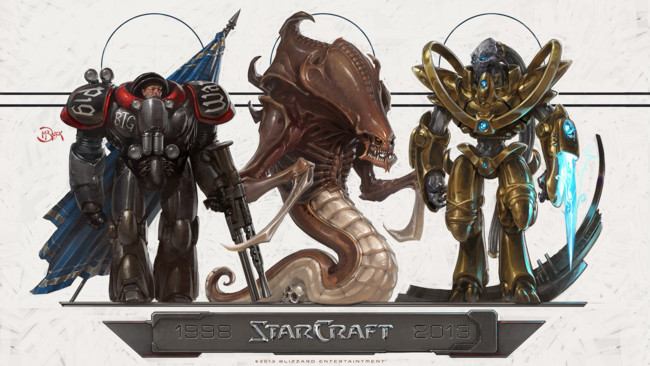 Starcraft Nostalgia By Mr Jack D5zpmu2