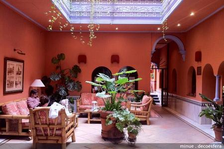 Hotel Patio de la Alameda en Sevilla