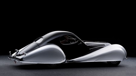 Talbot Lago Art Deco