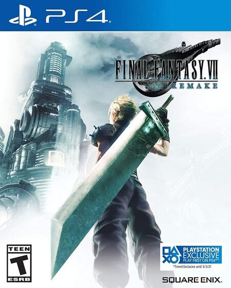 Final Fantasy VII Remake con descuento en Amazon México