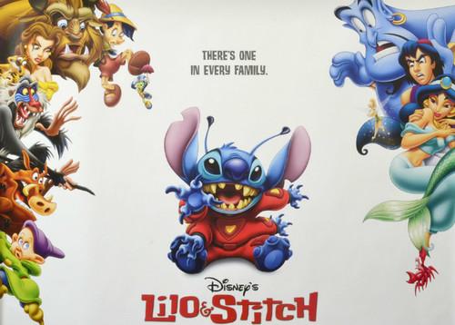 Disney: 'Lilo & Stitch', de Dean DeBlois y Chris Sanders