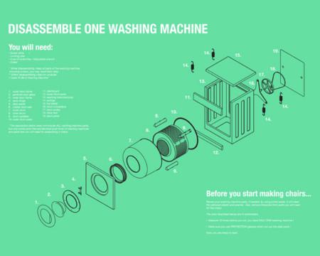 silla lavadora