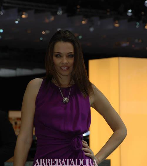 Las chicas del Salón de Ginebra 2010