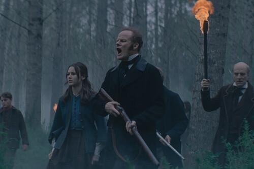 Sitges 2021 | 'Eight of Silver': épico regreso al cine clásico de hombres lobo y brujería en una brutal aventura de terror de época