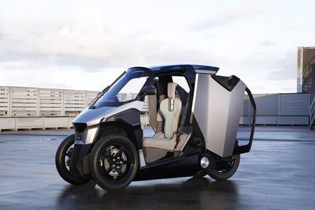 Peugeot Scooters se zambulle en la movilidad sostenible con esta fusión híbrida entre moto y coche