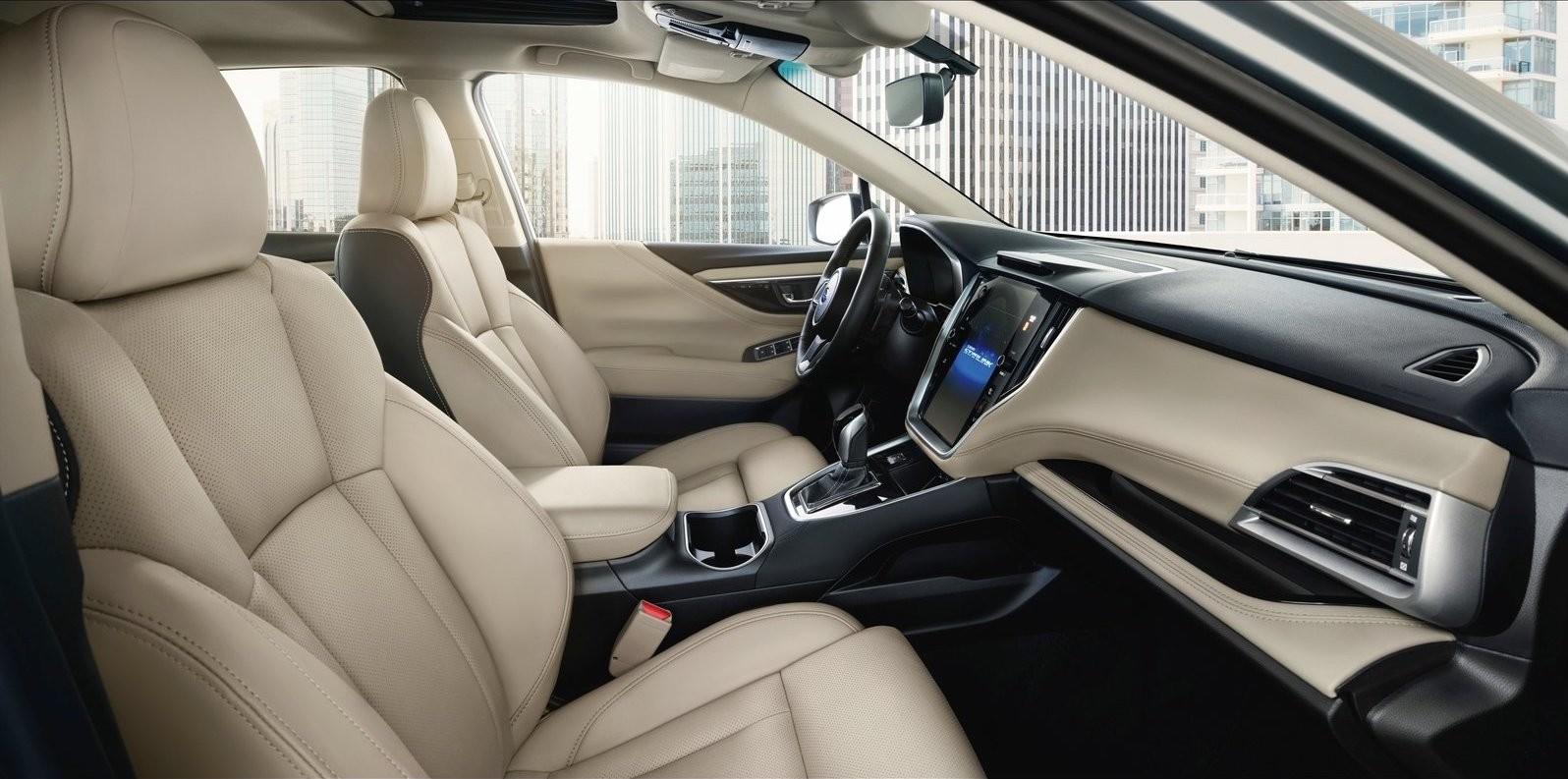 Foto de Subaru Legacy 2020 (15/15)