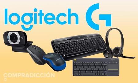 Este curso, mejora tu productividad con estas ofertas de Amazon en periféricos: los mejores precios en ratones, teclados o webcams de Logitech
