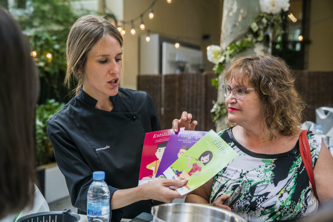 """Llega """"Show Cooking by Thermomix"""", una nueva experiencia culinaria pensada para divertirse"""