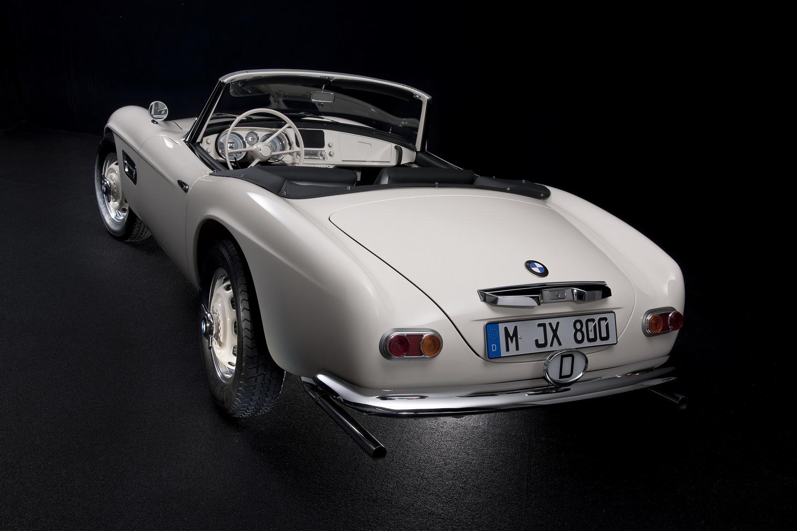 Foto de BMW 507 de Elvis Presley (104/121)