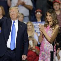 Melania Trump demuestra que también domina el color rosa con este vestido de 925 euros