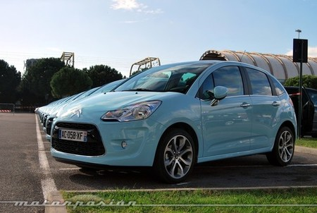 Citroën C3, presentación y prueba en Italia (parte 1)