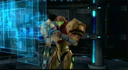 Metroid 3 - Consultando datos