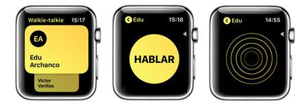 Como Usar Walkie Talkie En El Apple Watch