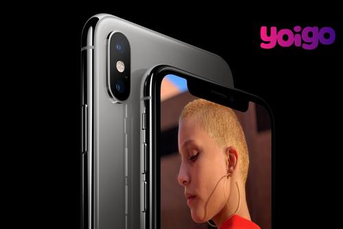 Precios iPhone XS y iPhone XS Max con tarifas Yoigo