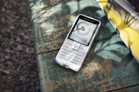 Sony Ericsson C901 GreenHeart, más ecológico